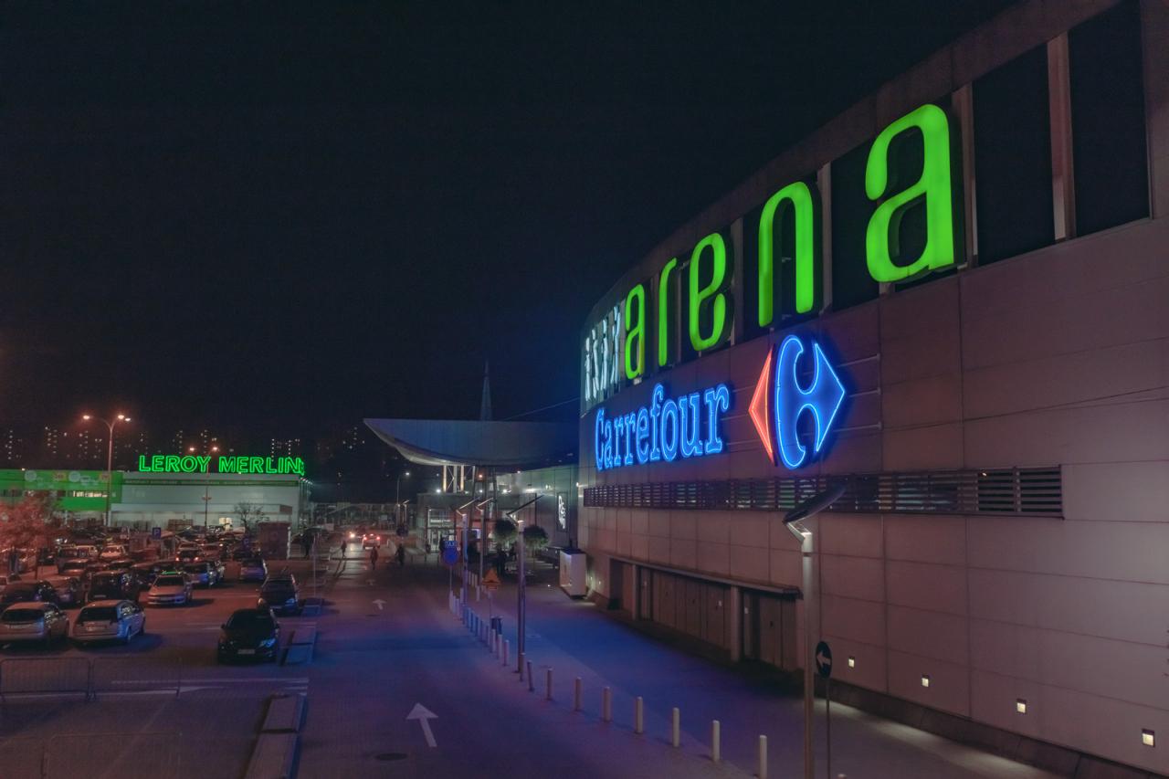 Park Handlowy Arena Gliwice Otwarty W Nieco Mniejszym Skladzie Nowiny Gliwickie