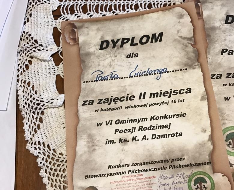 Pan Paweł Który Kocha Poezję Emerytowany Górnik Z