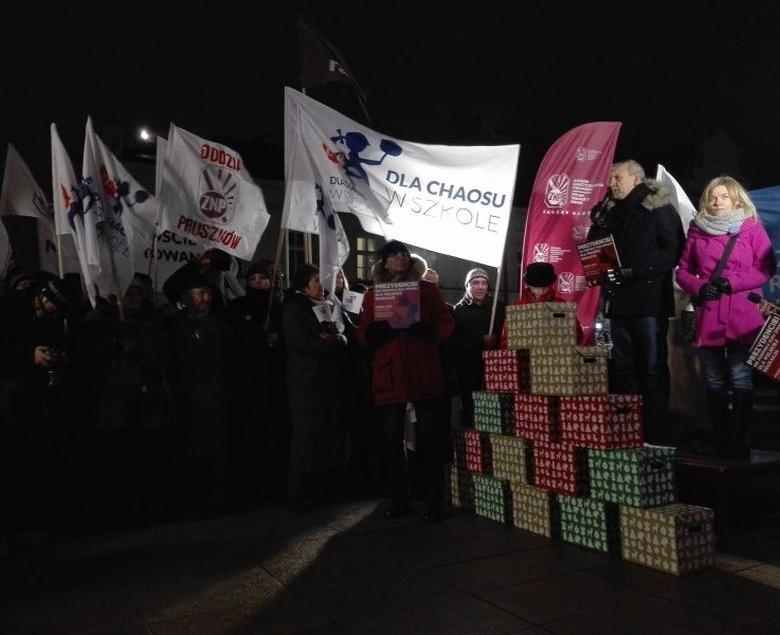Będzie Strajk Nauczycieli? ZNP Nie Zgadza Się Na Zmiany W